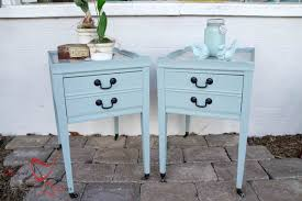 diy decoupage furniture. Fabric Accent Tables- Diy Decoupage Furniture