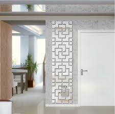 Diy Dekoration Tv Wand Dekor Kunst Acryl Spiegel Wand Aufkleber