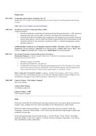 production assistant resume   singlepageresume com    entry level production assistant resume jean pierre nonnet resume