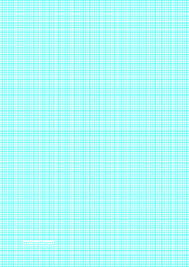 Printable Graph Paper With Lines Every 2mm 5 Lines Cm On
