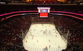 Philadelphia Flyers Seating Chart Map Seatgeek