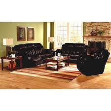 Modern Living Room With Brown Leather Sofa American Signature Furniture Inspire For Your Modern Living Room
