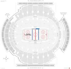 Ottawa Senators Seating Chart New York Rangers Seating Guide Madison Square Garden