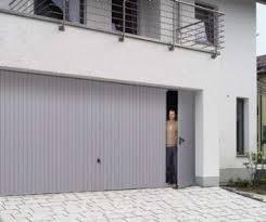 hormann up over garage doors with pedestrian door