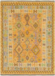 main unique loom 5 x 6 8 kilim maymana rug photo