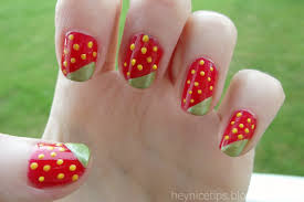 All nail art design - how you can do it at home. Pictures designs ...