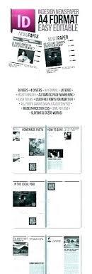 Editable Newspaper Template Word School Newspaper Template Bookmylook Co