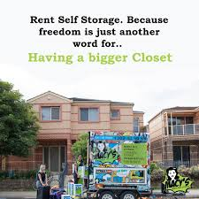 Another Word For Rent Rent Self Storage Because Freedom Is Just Another Word For Having A