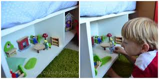 doll cubby for closet bedroom