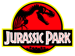 The Jurassic Park logo with a more accurate T. rex by ZeWqt on ...