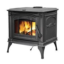napoleon 1400cp epa 2 25 cubic foot cast iron wood burning leg mount stove