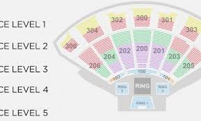 Hulu Seating Chart Hulu Theater At Msg Seat Map Expository Msg Seat Chart