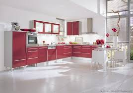 perfect red and white kitchen cabinets and impressive red and white kitchen cabinets pictures of kitchens