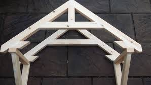 how to build a front doorOne Project at a Time  DIY Blog Builiding a Portico