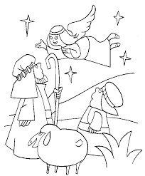 coloring picture of angel gabriel and mary   coloring pages    christmas coloring pages angel printable  christmas coloring pages angel printable