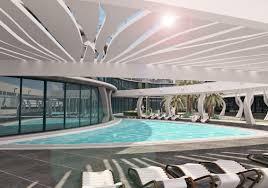 Проект Дизайн концепция спортивно оздоровительного центра от  Комплекс