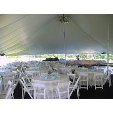 poly cotton round tablecloth