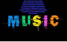 Music Quotes Wallpapers on WallpaperSafari
