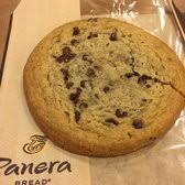 photo of panera bread gainesville fl united states warm chocolate chip cookie