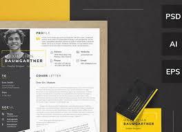 Design Resume Templates Simple 28 Best 28 S Creative Resume CV Templates Printable DOC Sample
