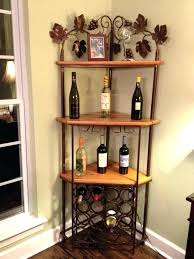 bar corner furniture. Bar Cabinet Corner Wine Rack Furniture Best Ideas  On