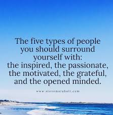 Quotes About Who You Surround Yourself With Best Of Inspirational Quotes About Strength The Five Types Of People You