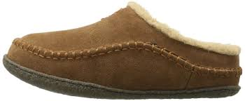 men s slippers slip on leather house shoes mules moccasin men male size 11 new 5 5 of 8 see more