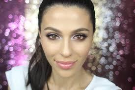 bright eyes makeup tutorial pt 2 natural makeup tutorial teni panosian you