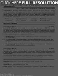 Construction Resume Templates Therpgmovie