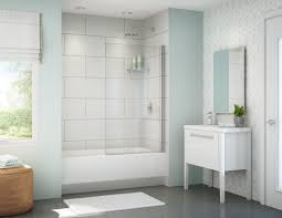 Tub Shower Combos Emejing Tub Shower Combo Glass Doors Images 3d House Designs