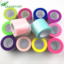 Tulle Fabric Wedding Decorations Popular Tulle Fabric Rolls Buy Cheap Tulle Fabric Rolls Lots From