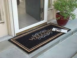 large front door matsLarge Door Mat  eBay