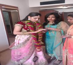 bridal makeup artists in vellore