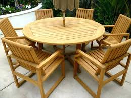 wood patio clearance ideas round outdoor table plans teak ages large extra chair covers furniture umbrellas