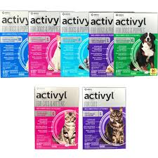 Activyl Topical Prices Reduced For A Limited Time 1800petmeds