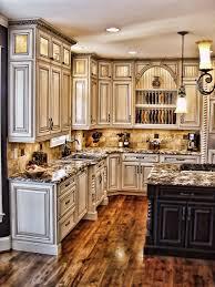 maison chic rustic kitchen cabinet designs