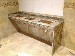 commercial restroom countertops connection granite edges vanity commercial restroom countertops