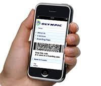 Αποτέλεσμα εικόνας για olympic air mobile check-in