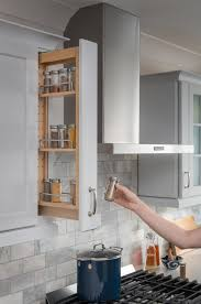 Hardware Resources Wall Cabinet Filler Pull Out Pantry Wayfair