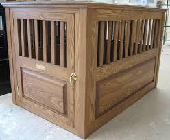 furniture style dog crates. Handmade Furniture-Style Pet Crate Furniture Style Dog Crates