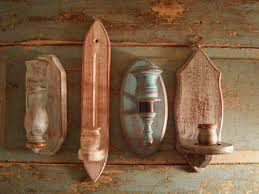 15 wood wall sconces for candles vintage modern wooden candle sconces by themod on mcnettimages com