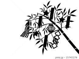 七夕飾り 切り絵 イラストのイラスト素材 15745179 Pixta