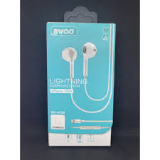 Bluetooth Lightning Wired Earphones Headphones Mic for Apple iPhone 7 8 Plus  X XR 11 Pro Max on OnBuy