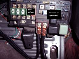 fusebox relocation honda prelude forum honda prelude forums report this image