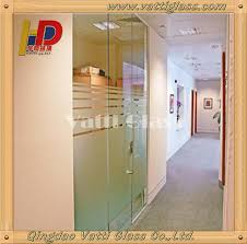 Tempered Glass Door Office Door  Qingdao Vatti Glass Co Ltd Tempered Doorstinted GlassMirrorLaminated