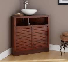 Bathroom Corner Cabinets Bathroom Ideas Bathroom Corner Cabinet With Wooden Pattern