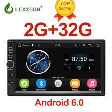 2 Din Araba Multimedya Oynatıcı 2G + 32G GPS Müzik Ses Video Araba Android müzik  Seti MP3 MP4 Wi-Fi Bluetooth 7 Inç Dokunmatik Ekran SD USB Kategori Araba  Multimedya Oynatıcı. Www7.intropremier.org