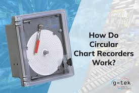 Circular Temperature Chart Recorder How Do Circular Chart Recorders Work Chart Recorder