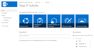 Create Sharepoint Site Template Create A Site From A Template