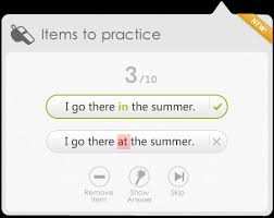 english language personal trainer  ginger software the english personal trainer helps you learn english using your own writing